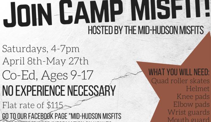 02 Camp Misfit Flyer